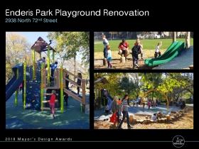 Enderis Park Playground