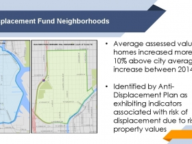 Anti-Displacement Fund Target Areas