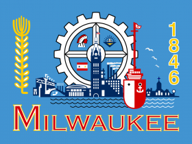 Milwaukee Flag Reproduction