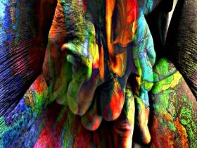 Skin Deep 14 by Sara Risley.