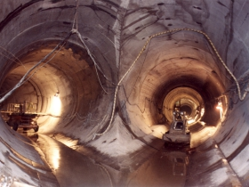 Deep Tunnel - July 15th, 1993.