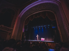 Bob Odenkirk at the Pabst Theater.