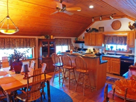 The Pine River Lodge, N5426 County Rd. W. Saxeville, WI