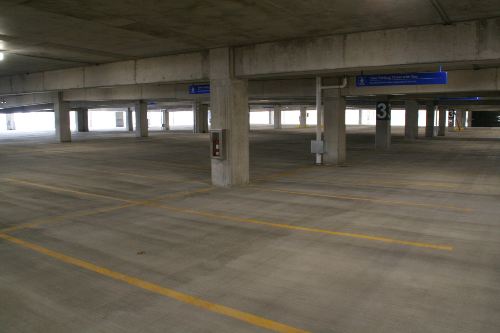 5th Street Parking Structure