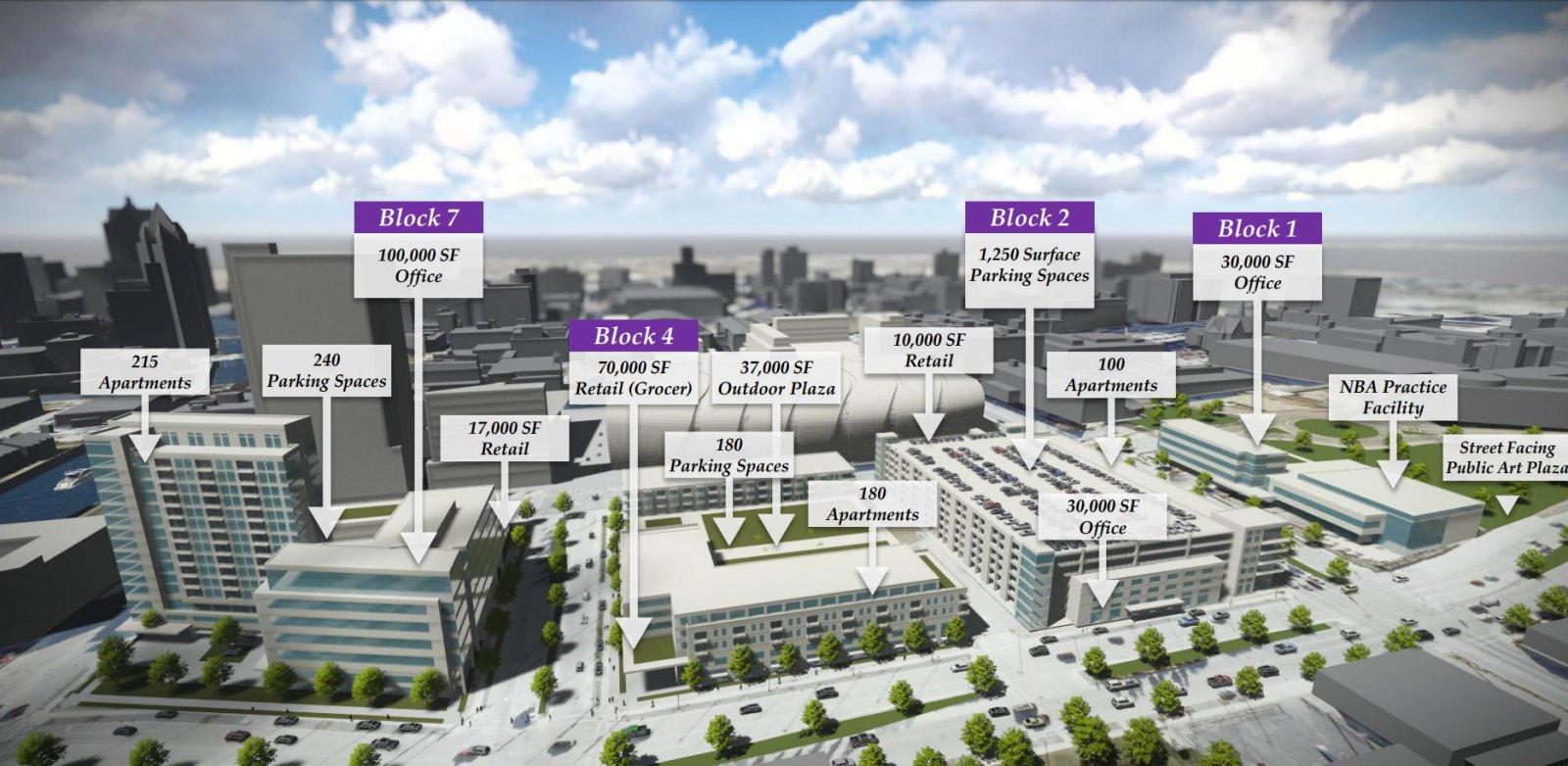 2015 Park East Development Plan