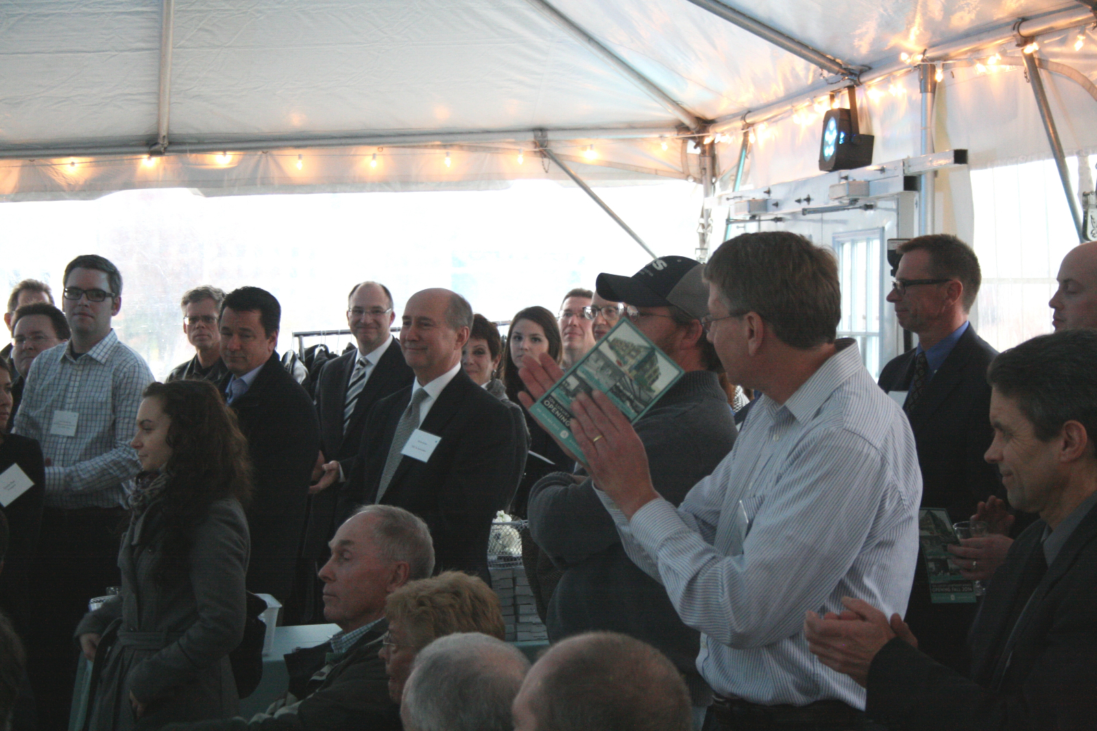Richard Curto, of RSC & Associates, is thanked for initially startng the project.