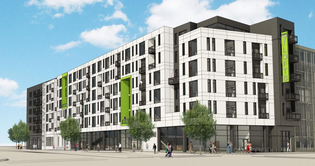 Eyes On Milwaukee Bucks Start Construction On Apartments