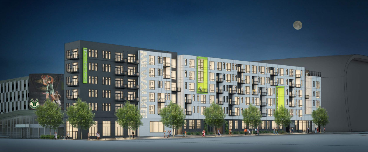 Park 7 Lofts Rendering