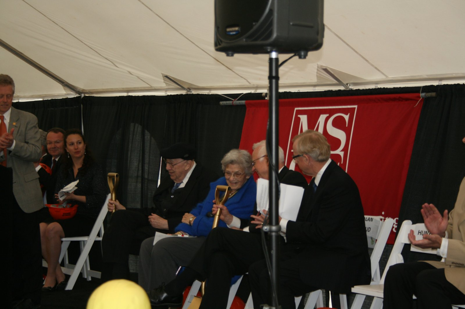 MSOE Athletic Field and Parking Complex Groundbreaking Event