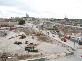 Arena Construction