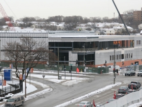 Milwaukee Bucks Training Facility