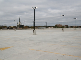 5th Street Parking Structure Roof