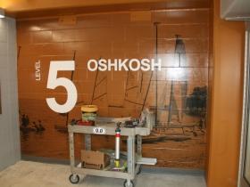 Oshkosh Floor