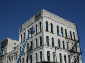 Commission Recommends Historic Designation for Sydney Hih Building, Fuse Still Lit