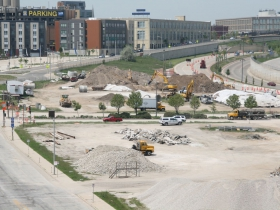 Training Facility & Parking Structure Site
