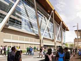 New Bucks Arena