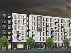 550 Ultra Lofts Rendering