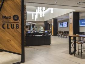 BMO Club, Event Level