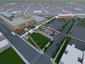 One MKE Plaza Rendering
