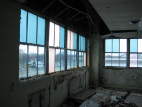 Interior of Former Sears Department Store/Milwaukee Mall