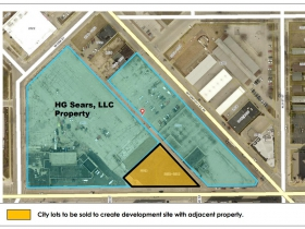 City Land Sale for One MKE Plaza