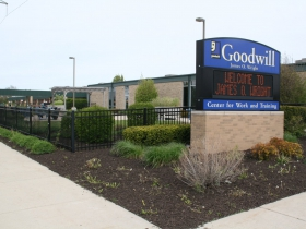 Goodwill's James O. Wright Center for Work and Training