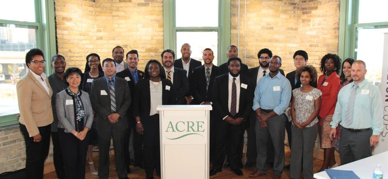 2015-2016 Associates in Commercial Real Estate class