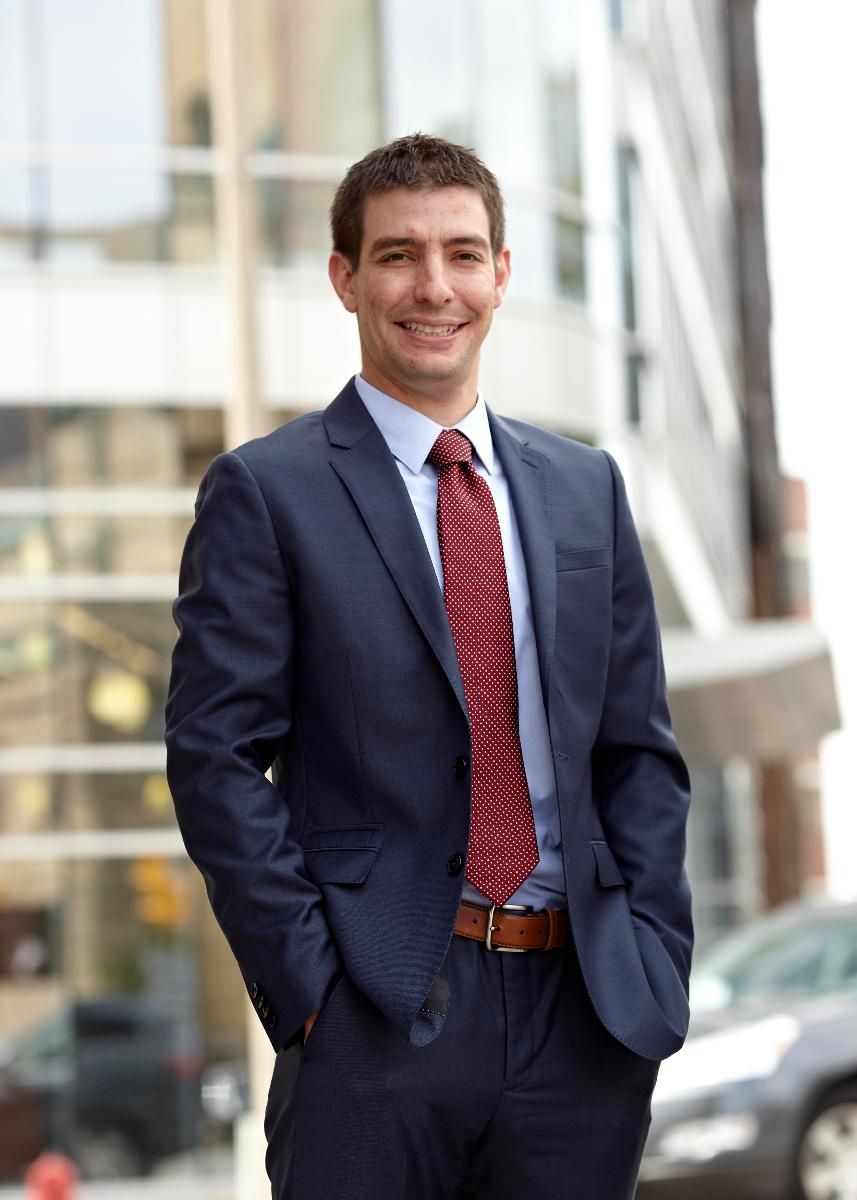 Milwaukee Downtown Names Matt Dorner as Economic Development Director