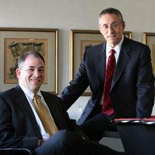Daniel and Stephen Einhorn