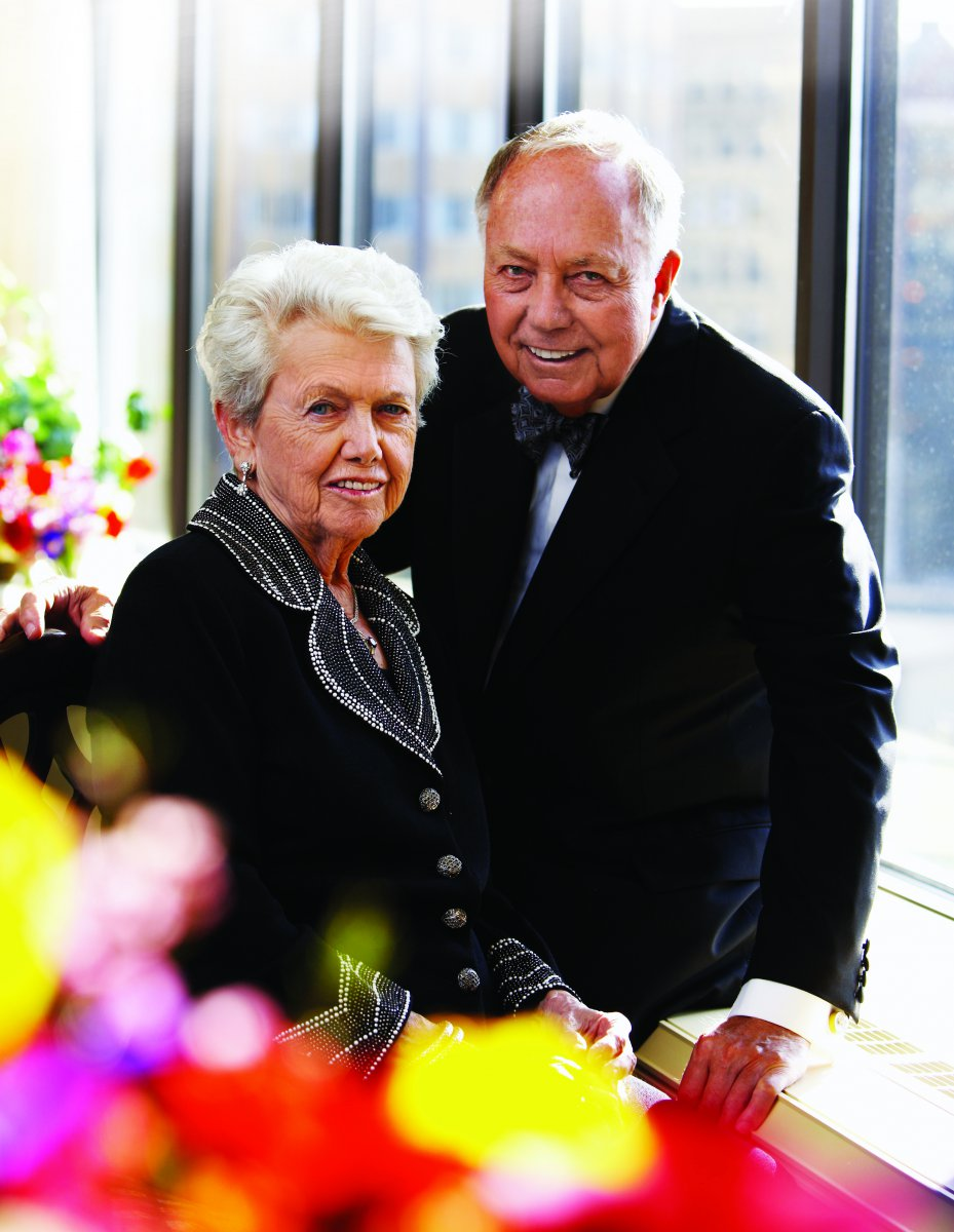 Kay and Ray Eckstein