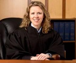Rebecca Bradley. Milwaukee County Circuit Court Judge Branch 45