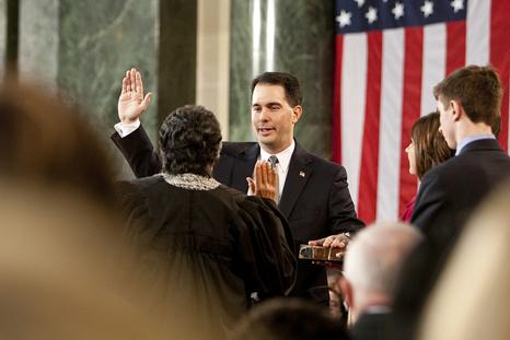 "Governor Walker Named to ""Dirty Dozen"""