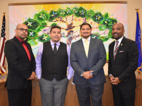 Juan Baez, David Castillo, Paul Moga, Lanelle Ramey