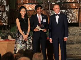 Aayush Karan Named a 2019 Davidson Fellow Scholarship Winner