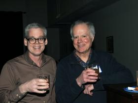 Tom Daykin and David Pritchard.