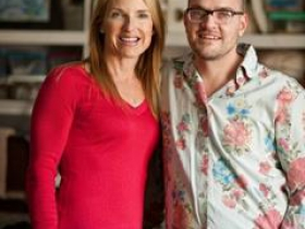 Lori Bauman and Steve Vande Zande