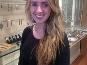 Mollie Kiesewetter, owner of 3rd Ward Jewelry.