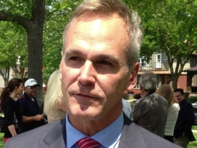 Milwaukee County Parks Director John Dargle