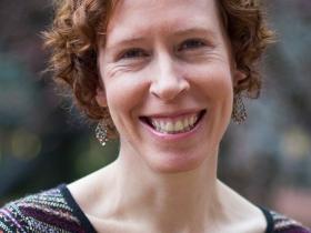 Sarah Carr. Photo courtesy of Marquette University.