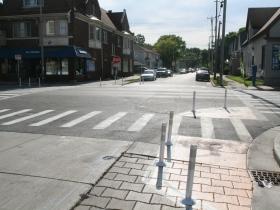 S. 13th St. Pedestrian Safety Improvement