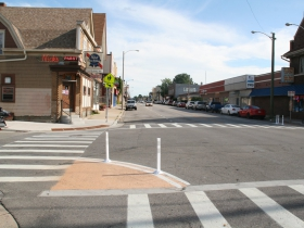 S. 13th St. Pedestrian Safety Improvement