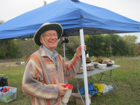 Bruce Wiggins, Program Director, Milwaukee Urban Gardens