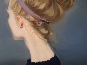 Painting by Janet Werner.