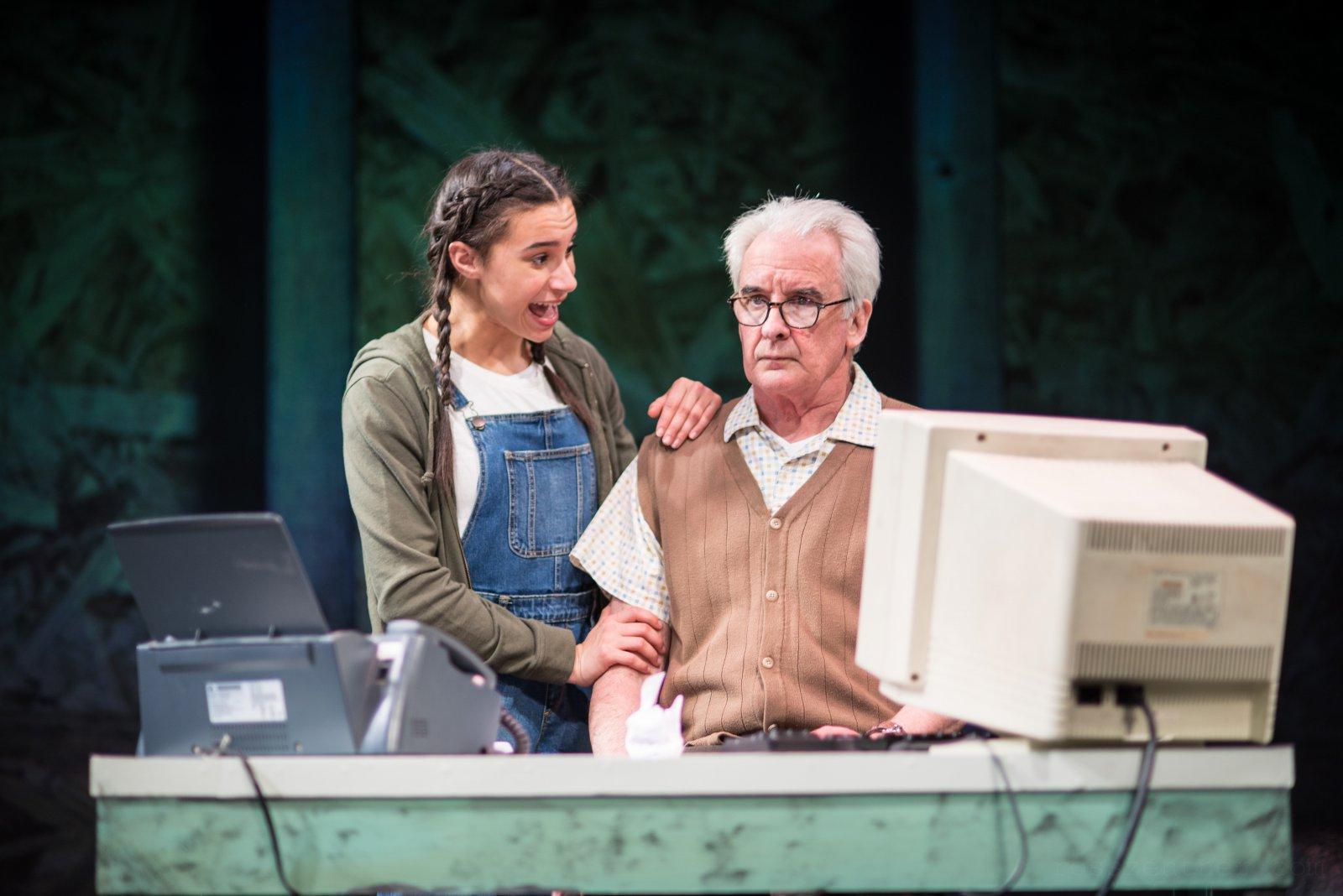 Annie Jump: Reese Parish and Jonathan Gillard Daly
