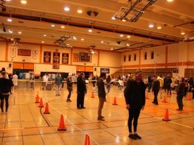 Riverside High School Polling Site