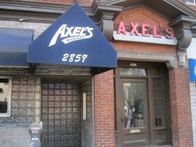 Axel's.