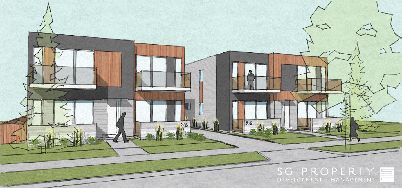 Rendering of 2764 N. Humboldt Blvd.