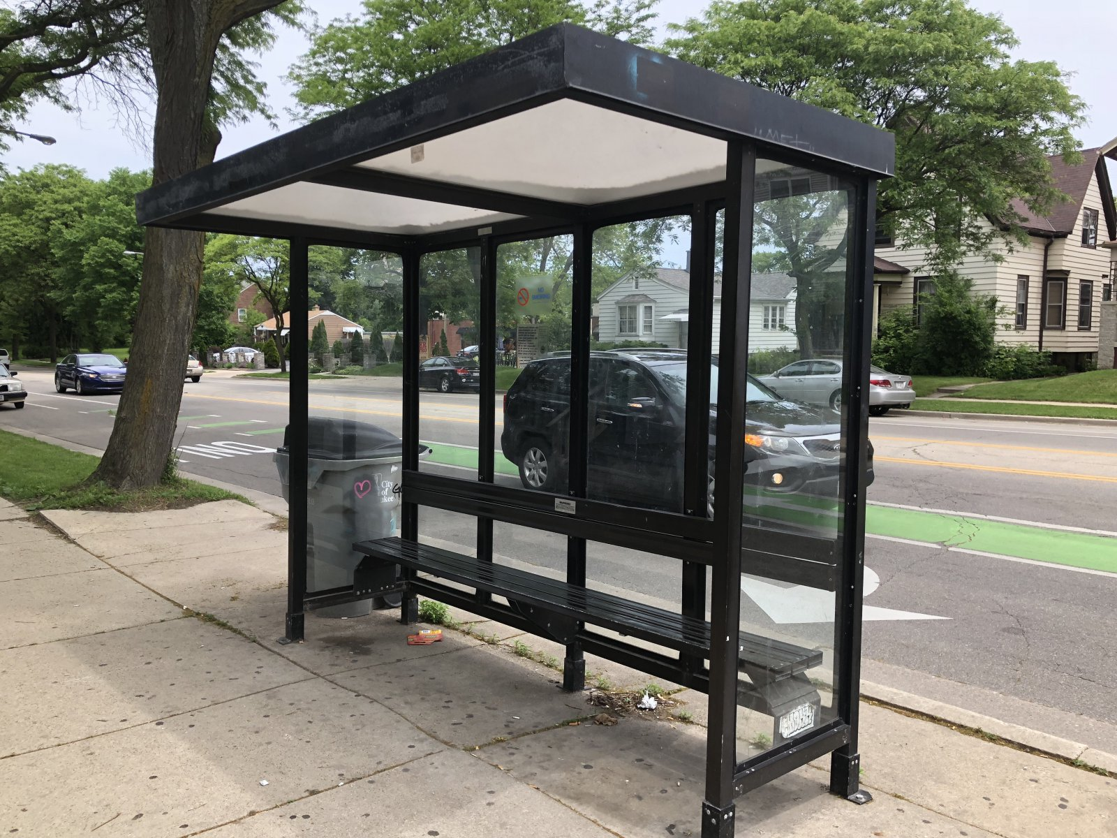 Standard Bus Shelter