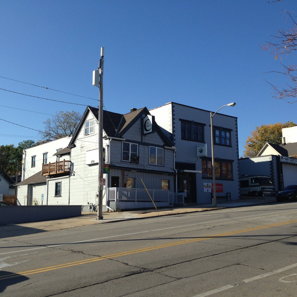 2221 N. Humboldt Ave., 2227 N. Humboldt Ave.