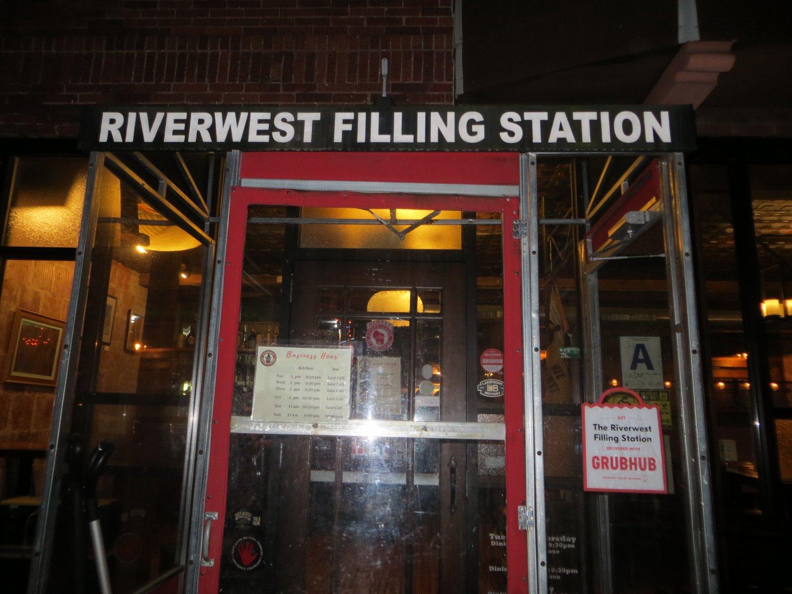 Riverwest Filling Station